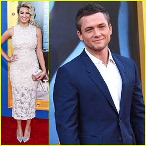 Tori Kelly Is Simply Stunning at 'Sing' Premiere with Taron Egerton