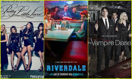 Here's Your Ultimate TV Midseason 2017 Premiere Schedule!