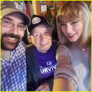 VIDEO: Taylor Swift Surprises 96-Year-Old Super Fan Cyrus Porter - Watch Here!
