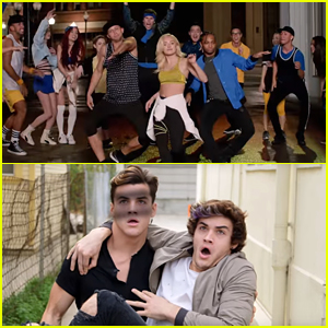 VIDEO: The Dolan Twins, Bethany Mota, Connor Franta & More in YouTube's Rewind 2016