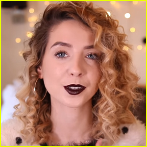VIDEO: Social Starlet Zoella Makes Personal Goals For 2017