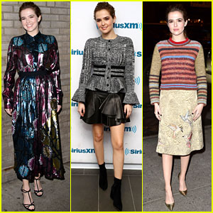 Why Him?'s Zoey Deutch Is the Queen of Outfit Changes This Week!