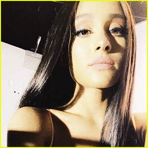 Ariana Grande Lets Her Hair Down While Preparing for 'Dangerous Woman' Tour