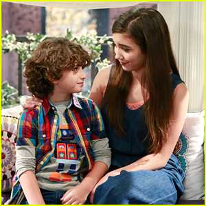 Rowan Blanchard & August Maturo Were Together When They Got The 'Girl Meets World' Cancellation News
