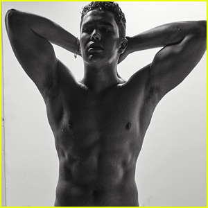 Austin Mahone Shows Off All of His Muscles in Hot Pics From 'L'Uomo Vogue'