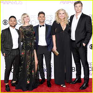 'Baby Daddy' Cast Finally Wins at People's Choice Awards 2017!