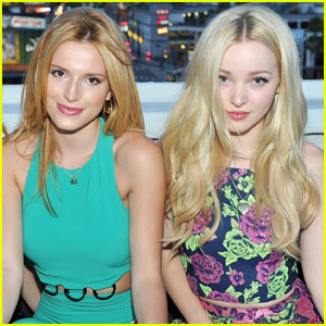 Bella Thorne Has Thought About Hooking Up With Dove Cameron