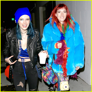 Bella Thorne Celebrates Sister Dani's Birthday With the Coolest Instagram