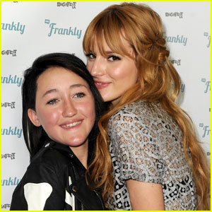 Bella Thorne Is 'So Proud' Of Pal Noah Cyrus