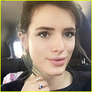 Bella Thorne Gets Real About Skin Woes In Instagram Positive Message