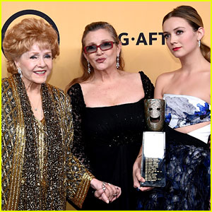 Billie Lourd Thanks Fans After Deaths of Mom & Grandma: 'Your Love & Support Means the World to Me'