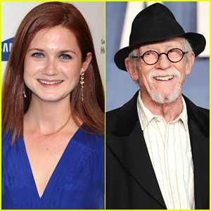 Bonnie Wright Remembers 'Harry Potter' Co-star John Hurt In Touching Tweet