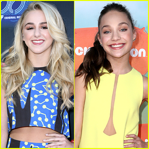 Chloe Lukasiak Dishes On Friendship With Maddie Ziegler & 'Dance Moms' Cast