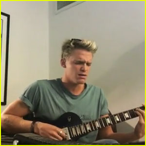 VIDEO: Cody Simpson Serenades With 'There Will Never Be Another You' Cover