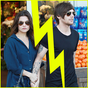 Louis Tomlinson is Back in the Studio After Reported Danielle Campbell Breakup