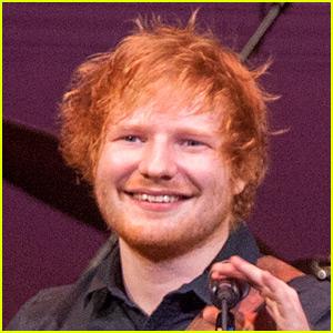 Ed Sheeran Broke His Leg at Six-Years-Old