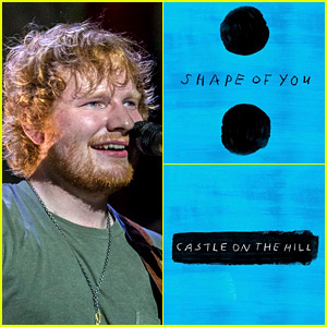 Ed Sheeran Drops Two New 'Divide' Songs - LISTEN NOW!