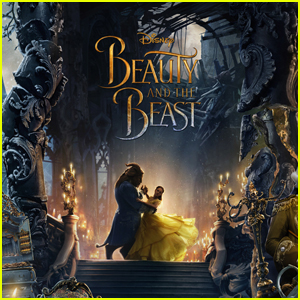 'Beauty & The Beast' Debuts Huge New Poster!