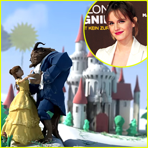Emma Watson's 'Magic of Storytelling' PSA Features 'Beauty & The Beast'!