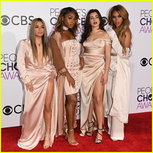 Fifth Harmony Hit First Event Together As Foursome at People's Choice Awards 2017