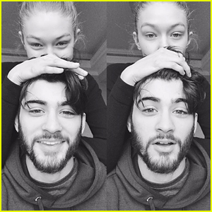 Gigi Hadid Shares Sweet Message For Zayn Malik's 24th Birthday