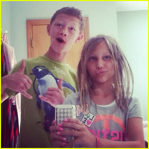 Grace VanderWaal Used To Have Dreadlocks