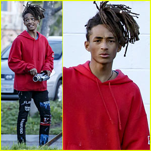 VIDEO: Jaden Smith Wants to Move Out of LA: 'There�s a Lot of Bad Things Here'