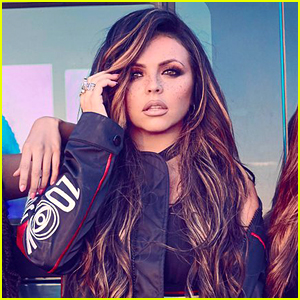 Little Mix's Jesy Nelson Has Turned Into Ginger Spice!