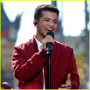 Jordan Fisher Hints At Full Album For 2017 on Instagram
