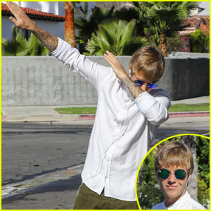 Justin Bieber Can Dab Better Than the Best