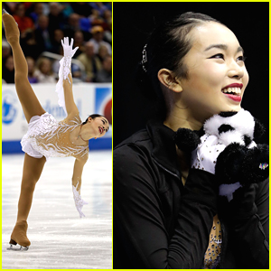 VIDEO: Watch Karen Chen Blow Everyone Away at US Figure Skating Nationals 2017