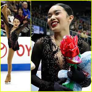 VIDEO: Karen Chen Crowned Ladies Champ at US Figure Skating Nationals 2017