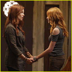 'Shadowhunters' Star Katherine McNamara Reacts To Jocelyn's Shocking Death