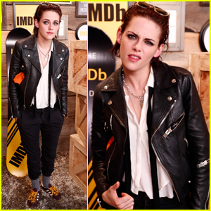 Kristen Stewart Has an Important Message For Young Girls