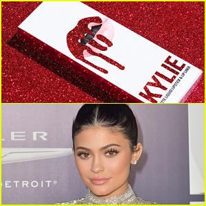 Kylie Jenner Shares Full Kylie Cosmetics Valentine's Day Makeup Kits