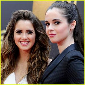 11 Times that Laura Marano & Vanessa Marano Were #SisterGoals in 2016