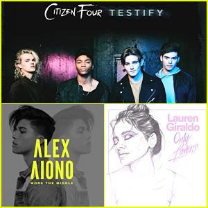 MUSIC: Lauren Giraldo, Alex Aiono & Citizen Four All Dropped New Songs This Week!