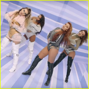 VIDEO: Little Mix Debut 'Touch' Music Video & We Are Living For It!