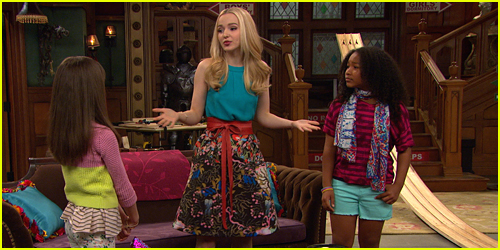 Dove Cameron Promotes Girl Power on All-New 'Liv & Maddie' Tonight!