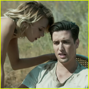 VIDEO: Logan Henderson Finally Drops 'Sleepwalker' - Watch & Get Lyrics Here!
