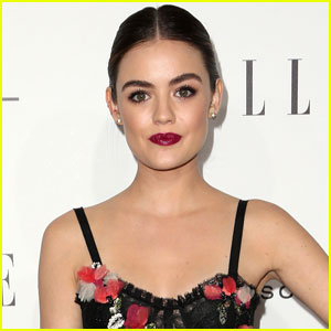 Lucy Hale Always Sets New Year's Resolutions