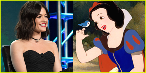 Five Times Lucy Hale Was Actually Snow White in Disguise