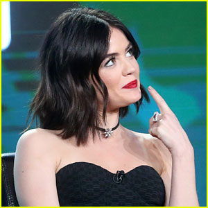 6 Times Lucy Hale's Hair Made Us Fall in Love With Her Even More