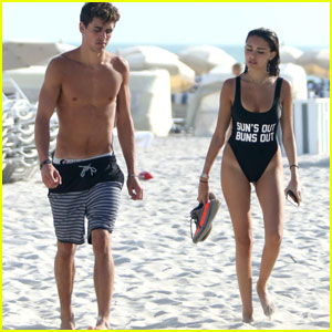 Madison Beer is 'Sun's Out, Buns Out' in Miami With Jack Gilinsky