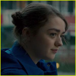 Maisie Williams & Bill Milner Play BFFs in Netflix's 'iBoy' - Watch the Trailer!