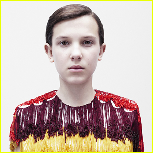 Millie Bobby Brown Just Scored a 'Calvin Klein' Campaign