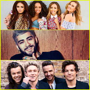 Little Mix & Zayn React To Multiple BRIT Awards Nominations (Full List!)