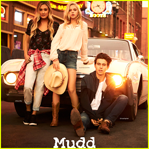 Nash Grier & Jordyn Jones Go Country For Mudd's New Campaign with LaurDIY