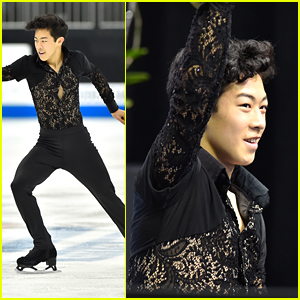 VIDEO: Nathan Chen Shattered High-Scoring Record at US Nationals 2017