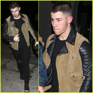 Nick Jonas Gives His Best Tips For Great Style